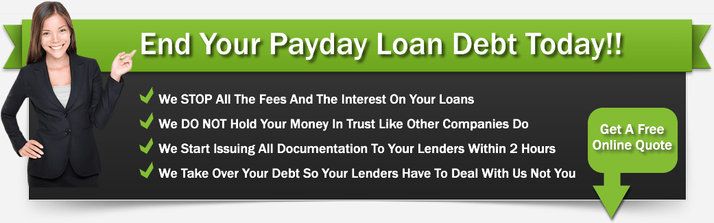 Free Qoute Unique Get A Free Quote  End Payday Loan Debt
